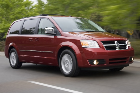 Chrysler, Dodge Recall 2008 Minivans featured image large thumb0