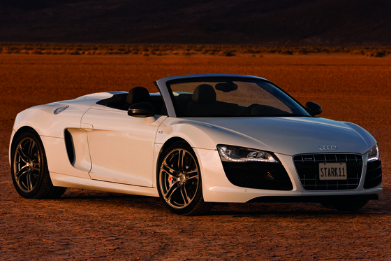 Audi Recalls R8 Spyder For Fuel Leak featured image large thumb0