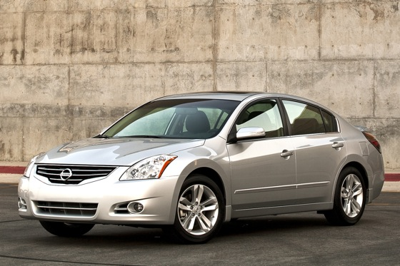 Nissan to Recall 2012 Altima and NV Van