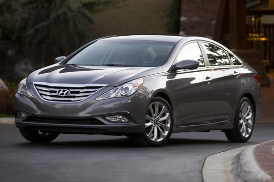 Hyundai Issues Service Bulletin for Sonata Steering