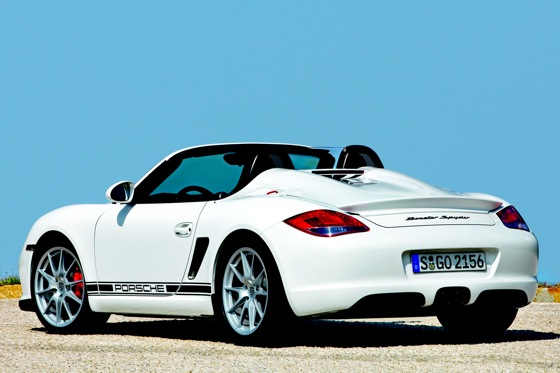 Porsche Issues Recall on Sports Cars