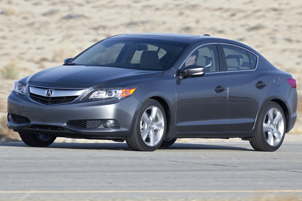 2013 Acura ILX: New Car Review