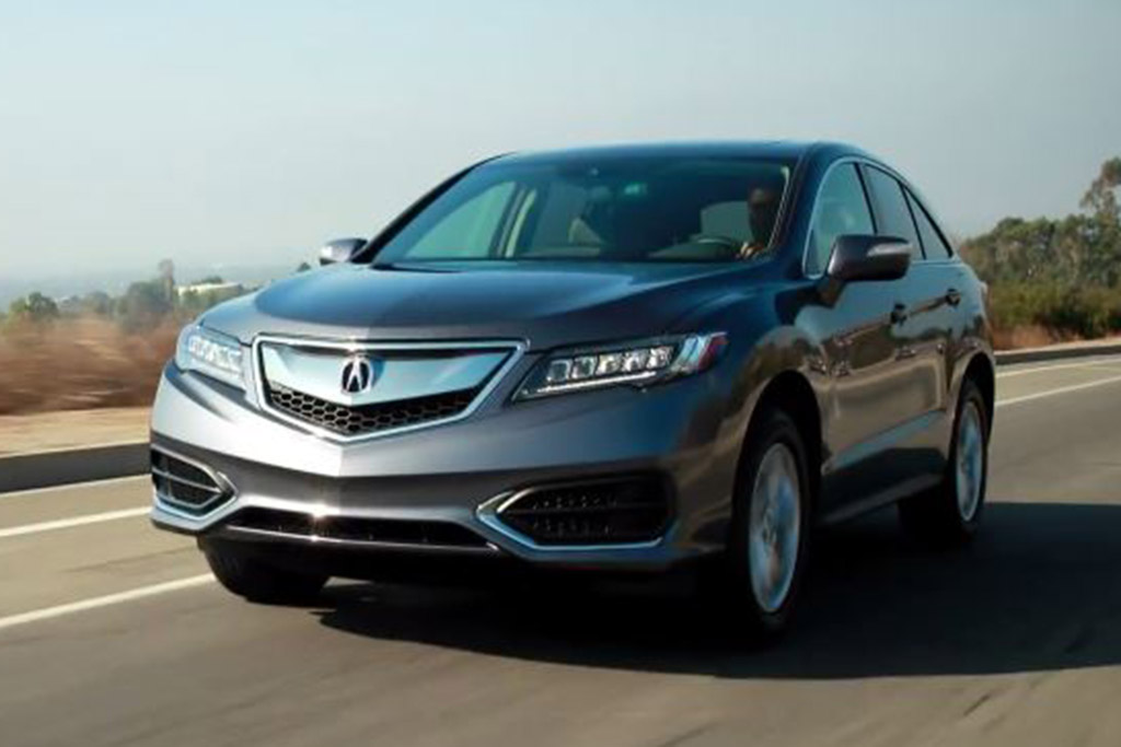 2018 Acura RDX: 5 Reasons to Buy - Video