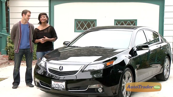 2012 Acura TL: New Car Review Video