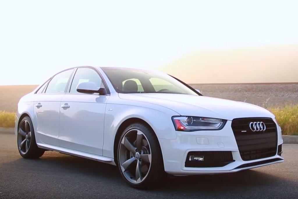 2016 Audi A4: 5 Reasons to Buy - Video