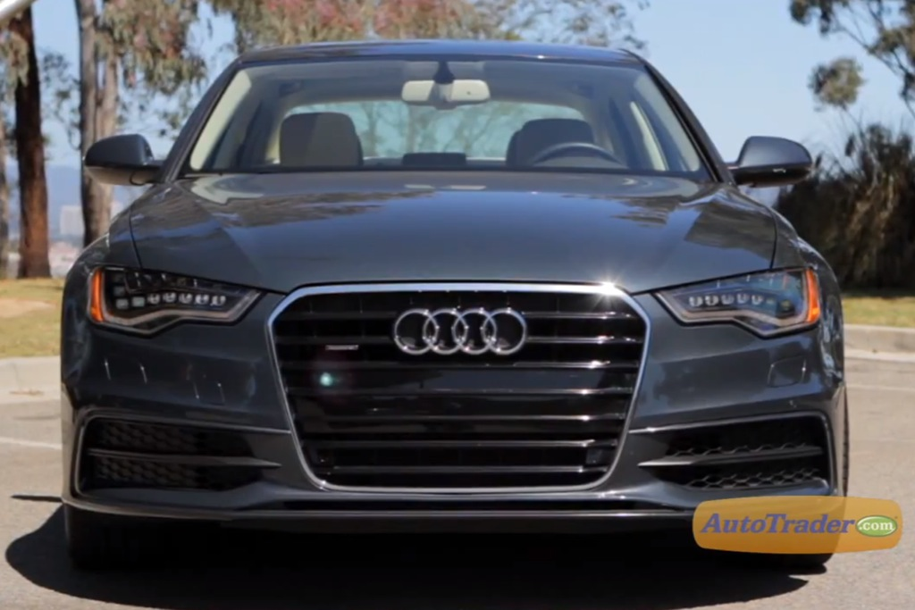 2012 Audi A6: New Car Review Video