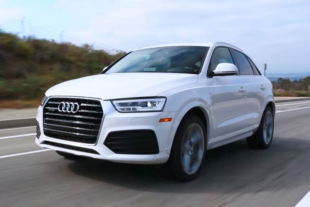 2016 Audi Q3: 5 Reasons to Buy - Video