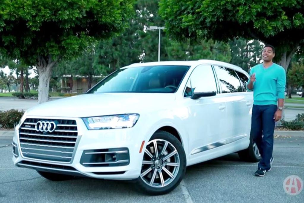 2016 Audi Q7: 5 Reasons to Buy - Video