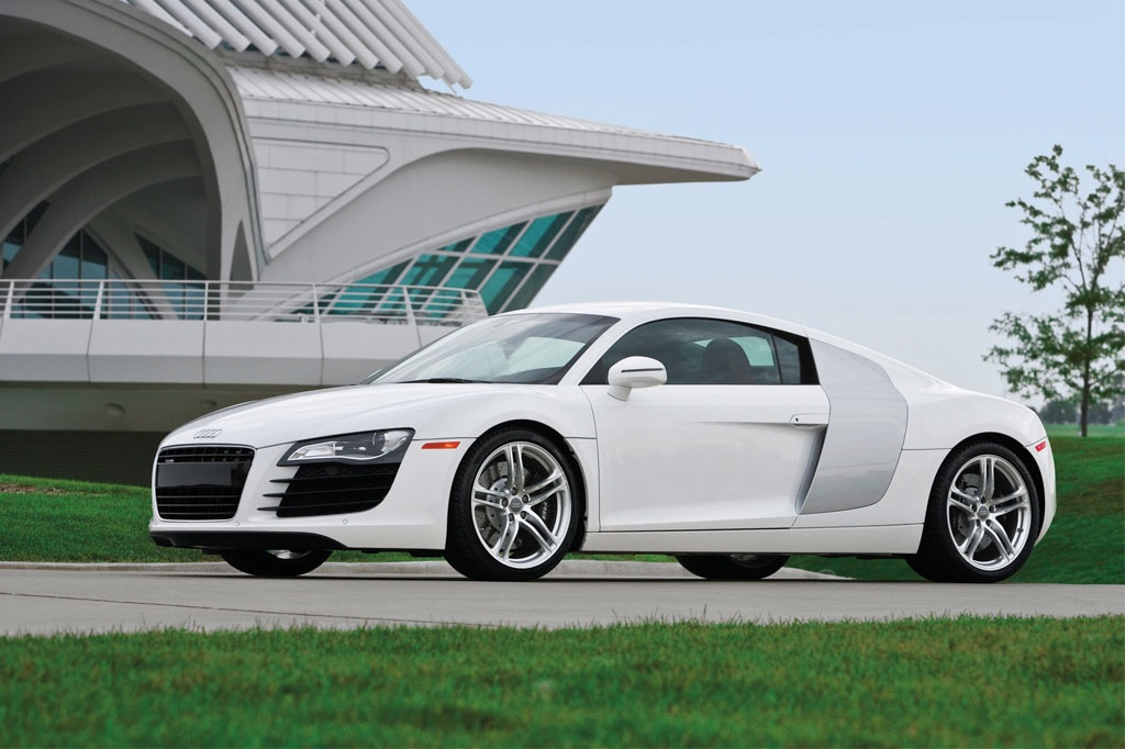 New Car Review: 2012 Audi R8