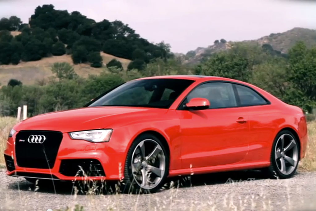 2013 Audi RS 5: New Car Review Video