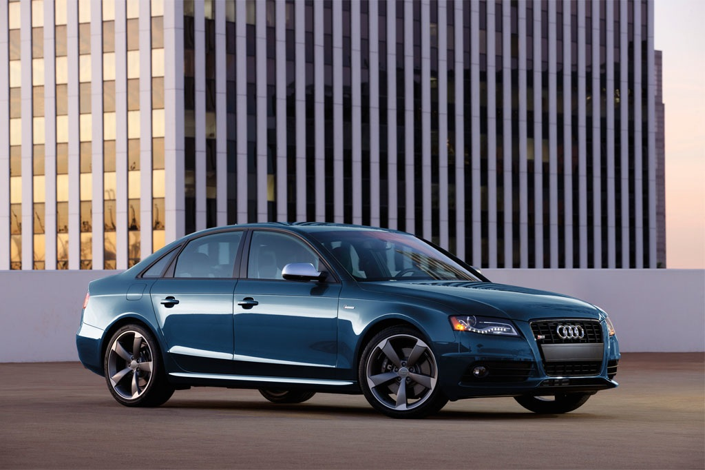 2012 Audi S4: New Car Review