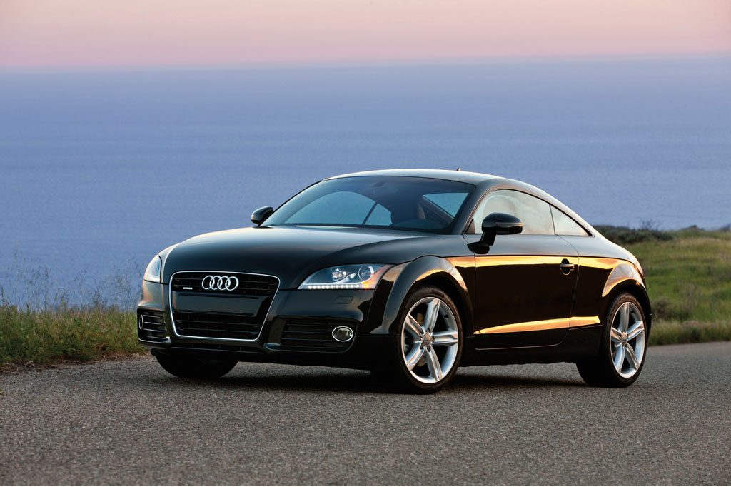 2012 Audi TT: New Car Review
