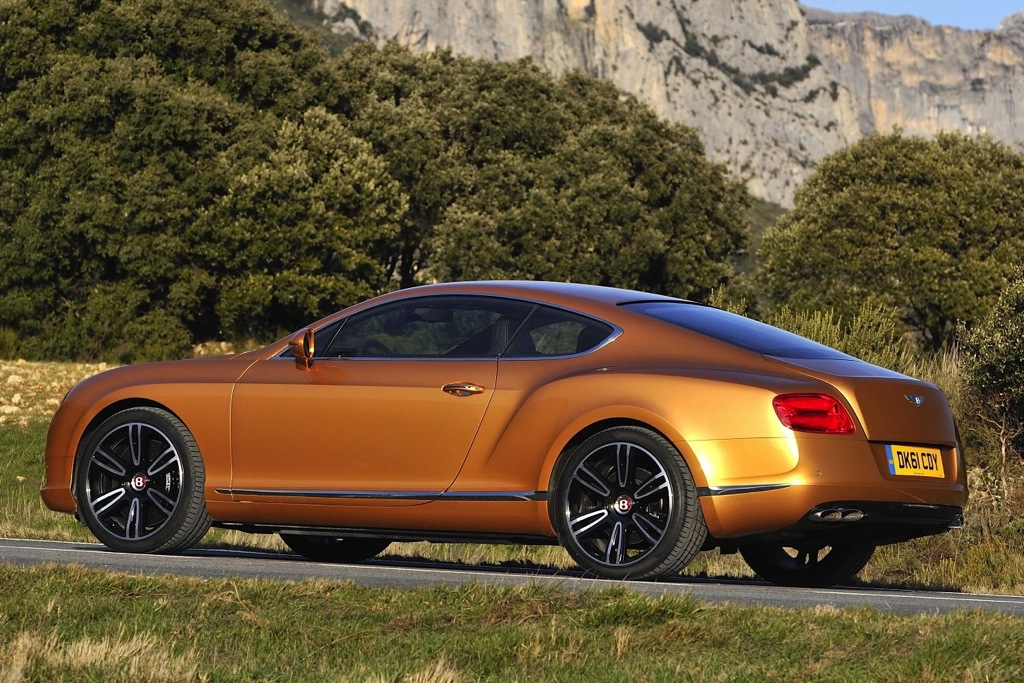 2014 Bentley Continental GT and GTC: Overview