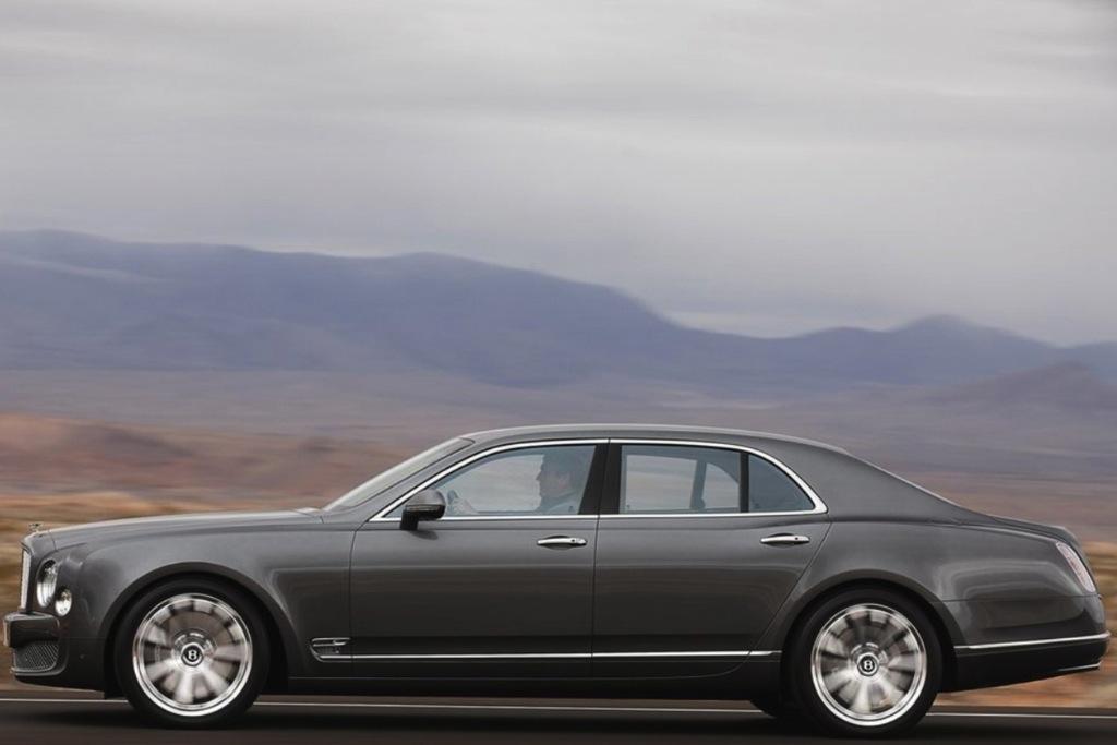 2013 Bentley Mulsanne: Overview
