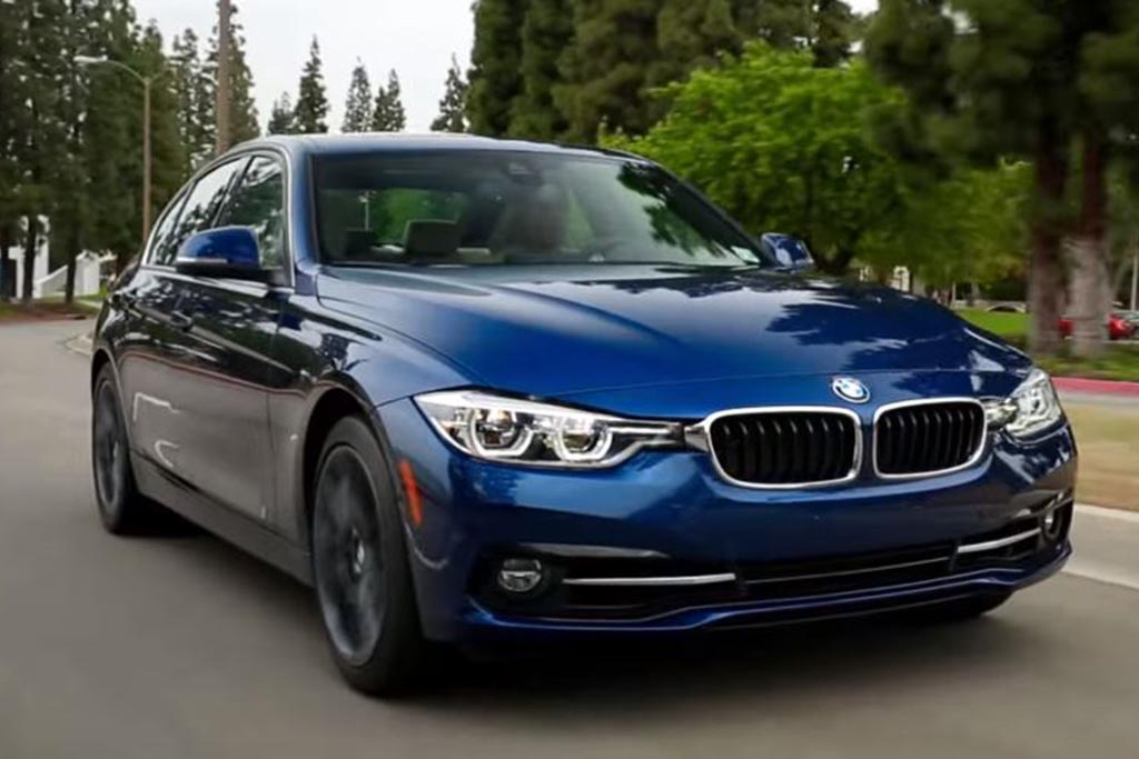2016 BMW 3 Series: 5 Reasons to Buy - Video