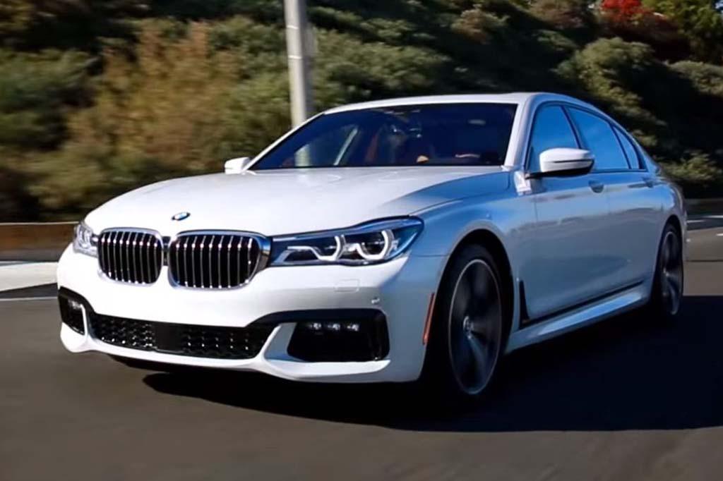 2016 BMW 7 Series: 5 Reasons to Buy - Video