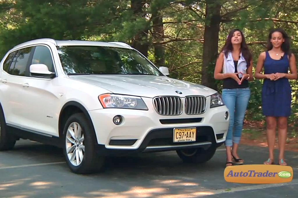 2011 BMW X3: New Car Review Video