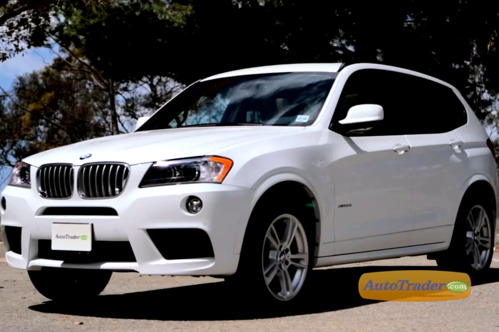2012 BMW X3: New Car Review Video