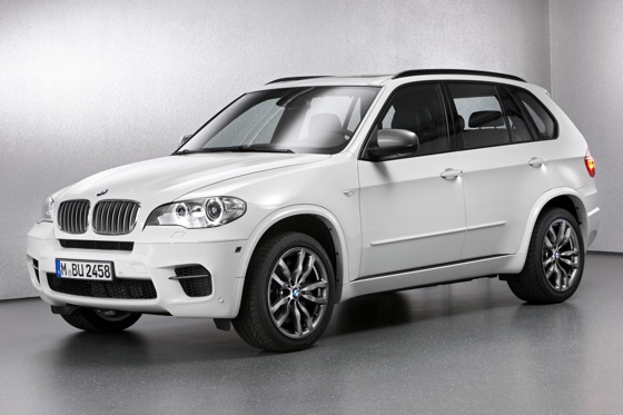 2012 BMW X5 M: New Car Review