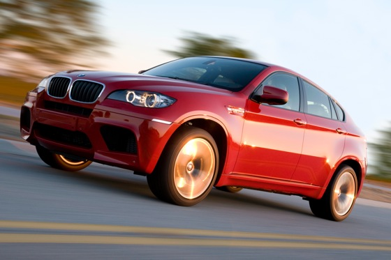 2012 BMW X6 M: New Car Review