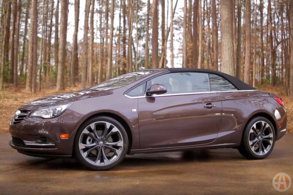 2016 Buick Cascada: Real World Review - Video