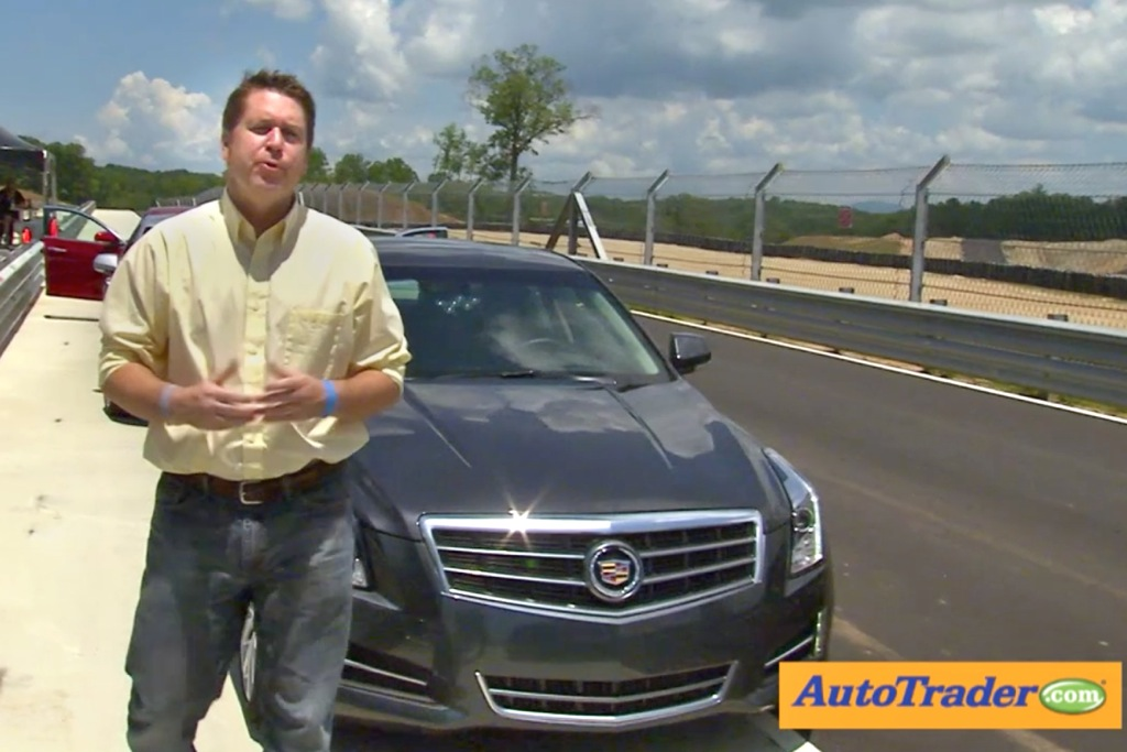 2013 Cadillac ATS: First Drive Video