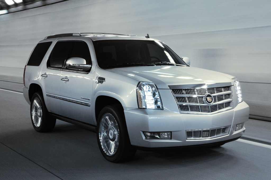 2012 Cadillac Escalade: New Car Review