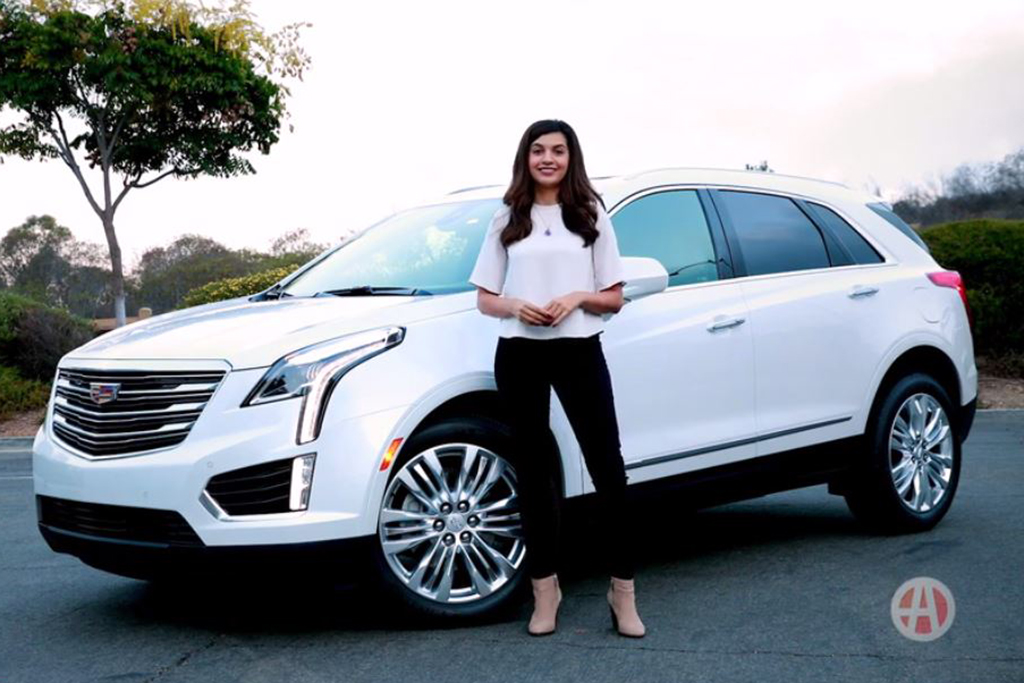 2017 Cadillac XT5: 5 Reasons to Buy - Video