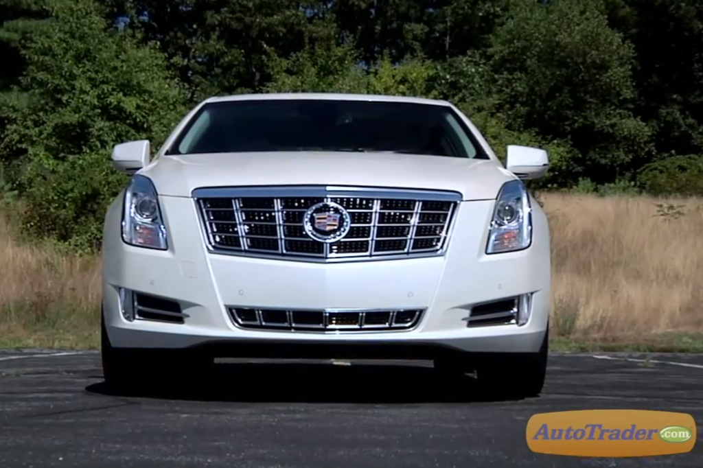 2013 Cadillac XTS: New Car Review Video