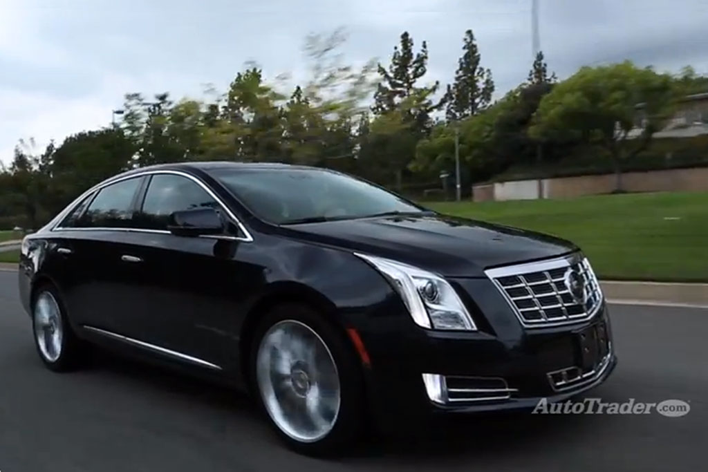 2013 Cadillac XTS: 5 Reasons to Buy