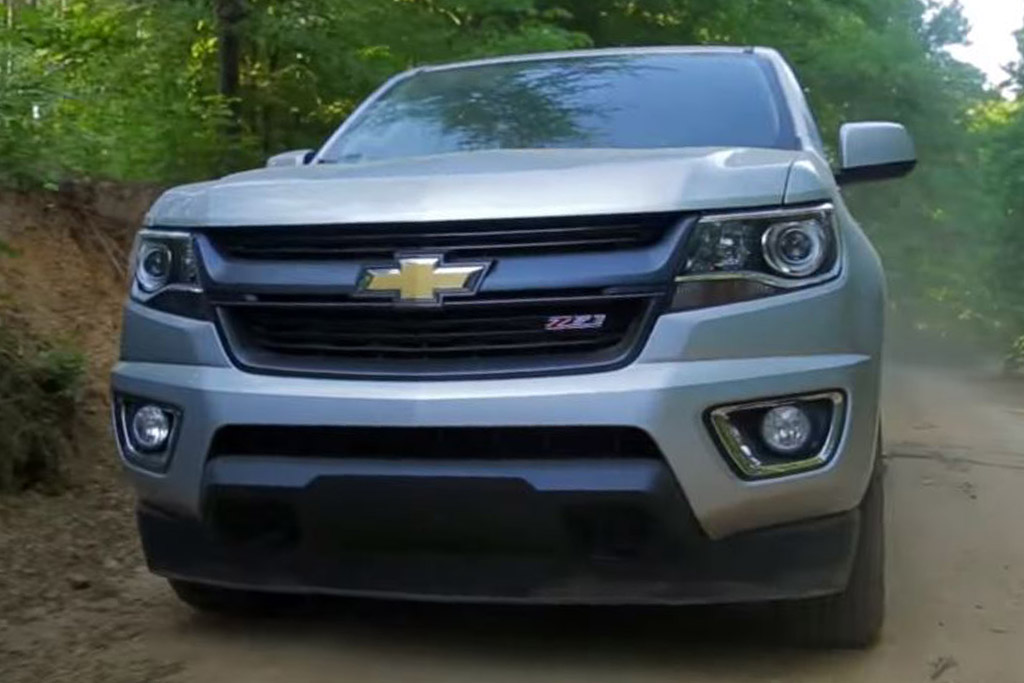 2016 Chevrolet Colorado Diesel Z71: Real World Review - Video