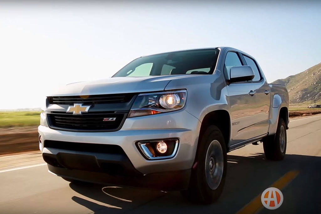 2016 Chevrolet Colorado: 5 Reasons to Buy - Video