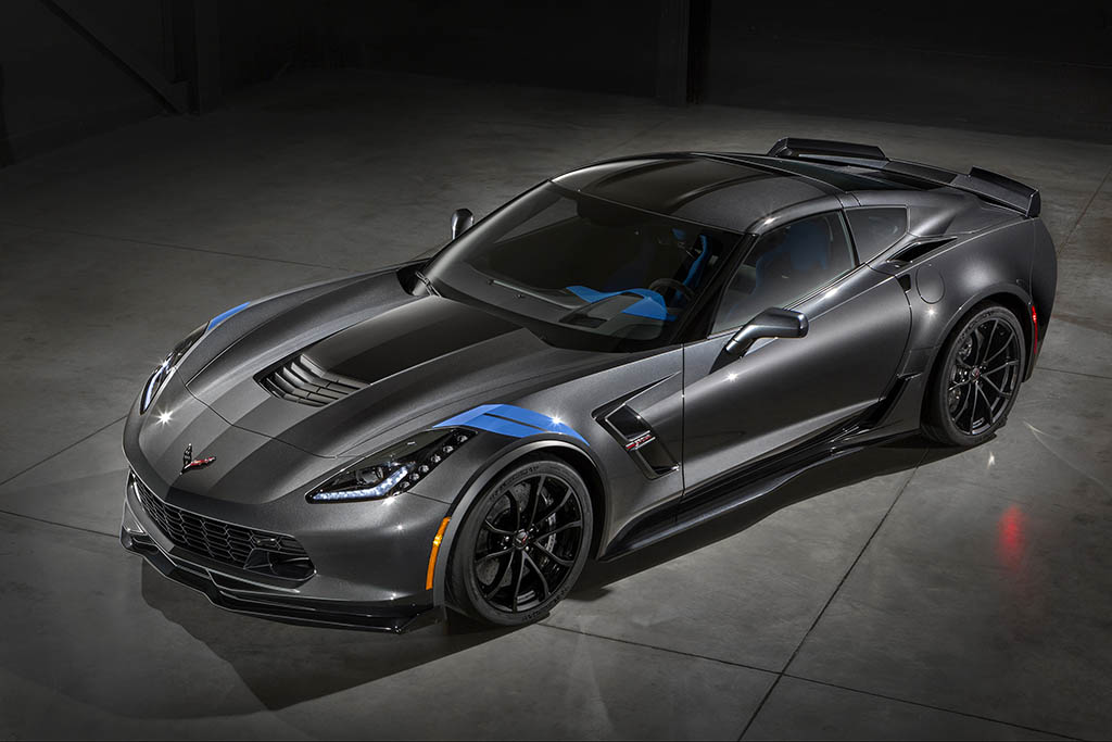 2017 Chevrolet Corvette Grand Sport: 5 Things You Should Know