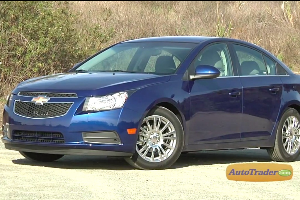 2012 Chevrolet Cruze Eco: New Car Review - Video
