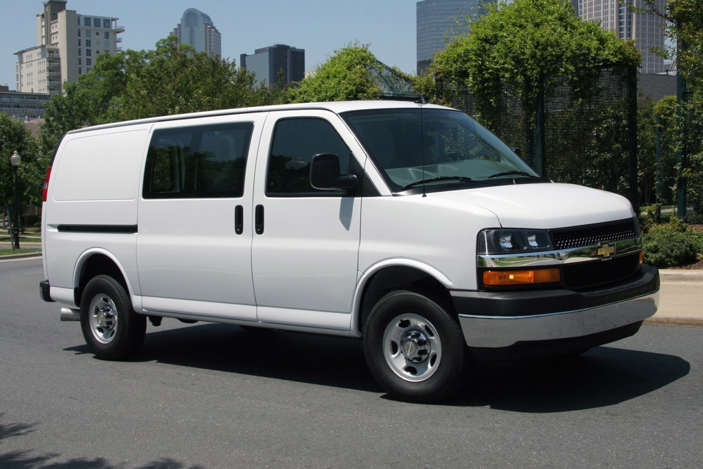 2012 Chevrolet Express 1500: New Car Review