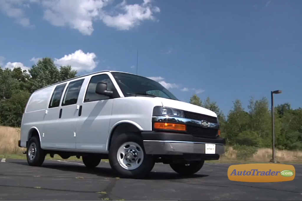 2012 Chevrolet Express: New Car Review Video