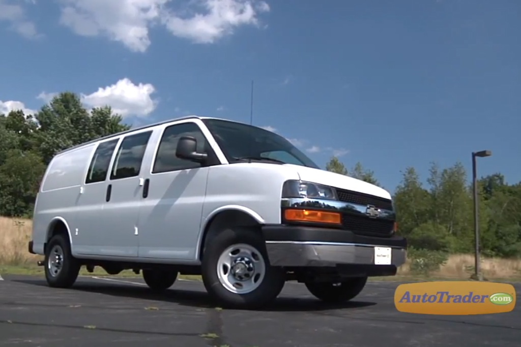 2012 Chevrolet Express 2500 New Car Review