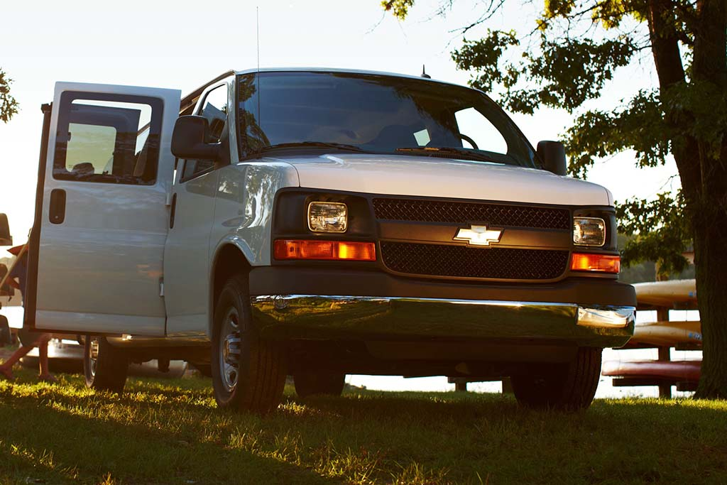 2016 Chevrolet Express 3500: New Car Review