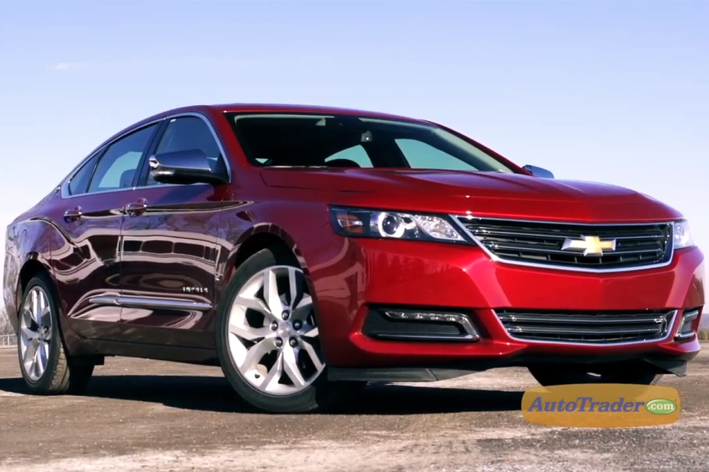 2014 Chevrolet Impala: First Look Video