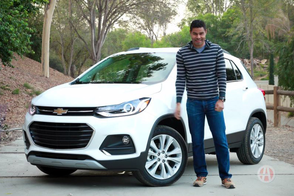 2017 Chevrolet Trax: 5 Reasons to Buy - Video