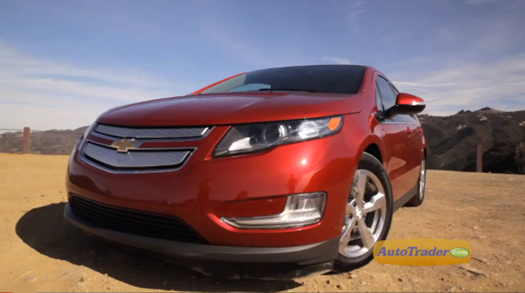 2013 Chevrolet Volt: New Car Review Video