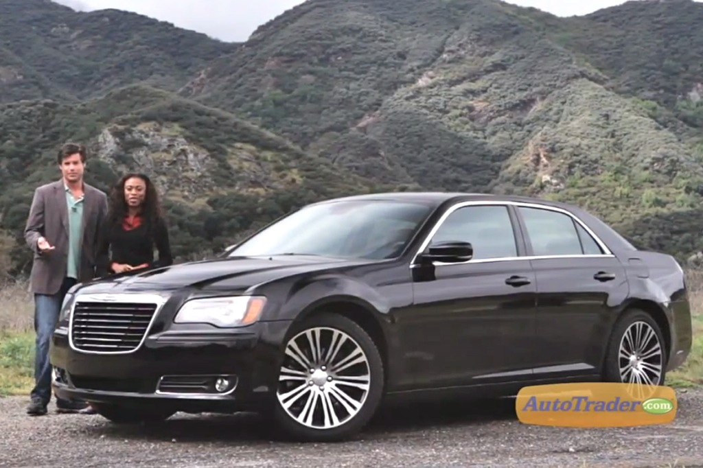 2012 Chrysler 300: New Car Review - Video