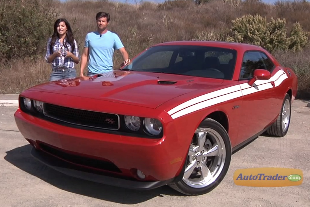 2012 Dodge Challenger: New Car Review - Video