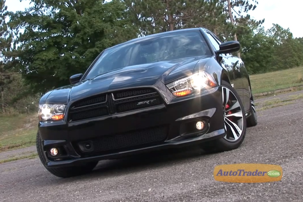2012 Dodge Charger: New Car Review - Video