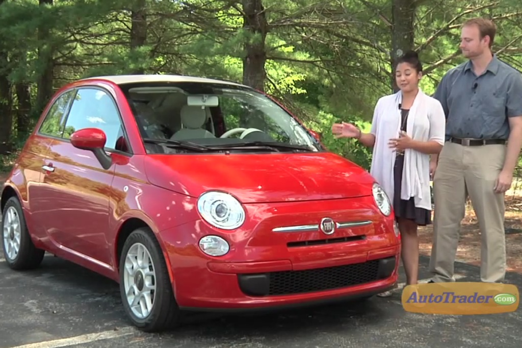 2012 FIAT 500: New Car Review - Video