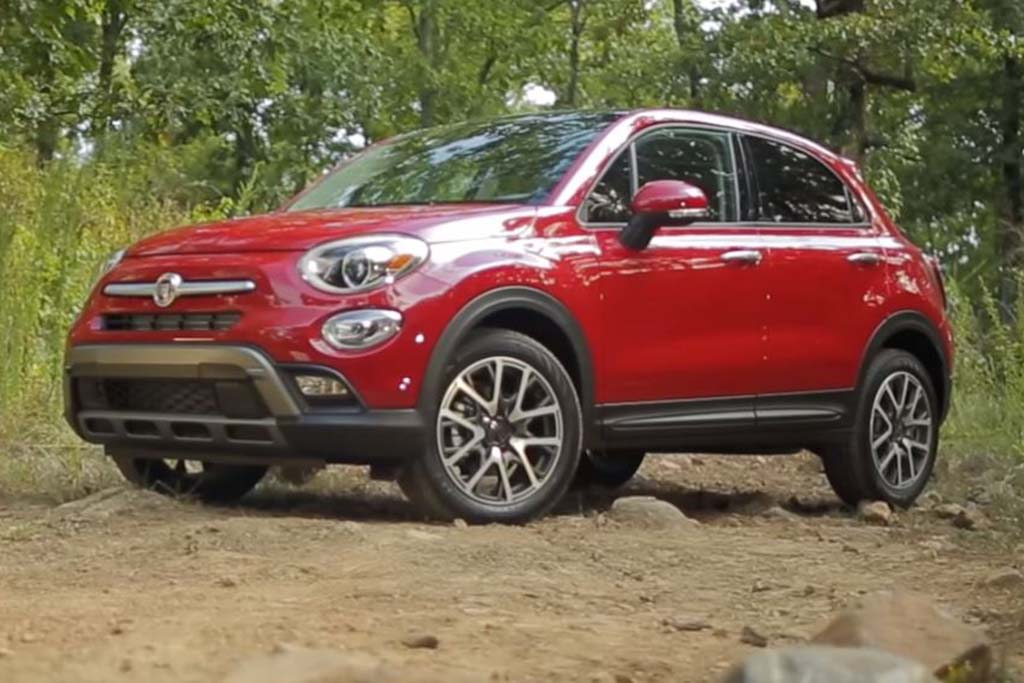 2016 FIAT 500X: Real World Review - Video