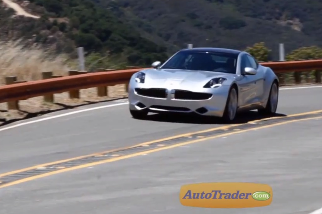 2012 Fisker Karma: New Car Review Video