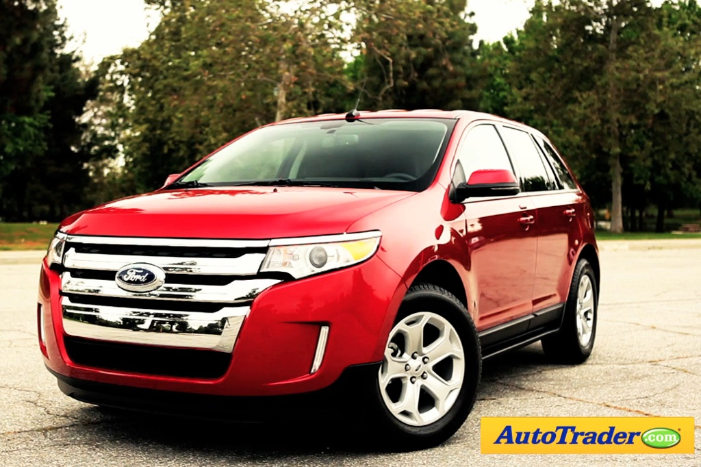 2012 Ford Edge: 5 Reasons to Buy - Video