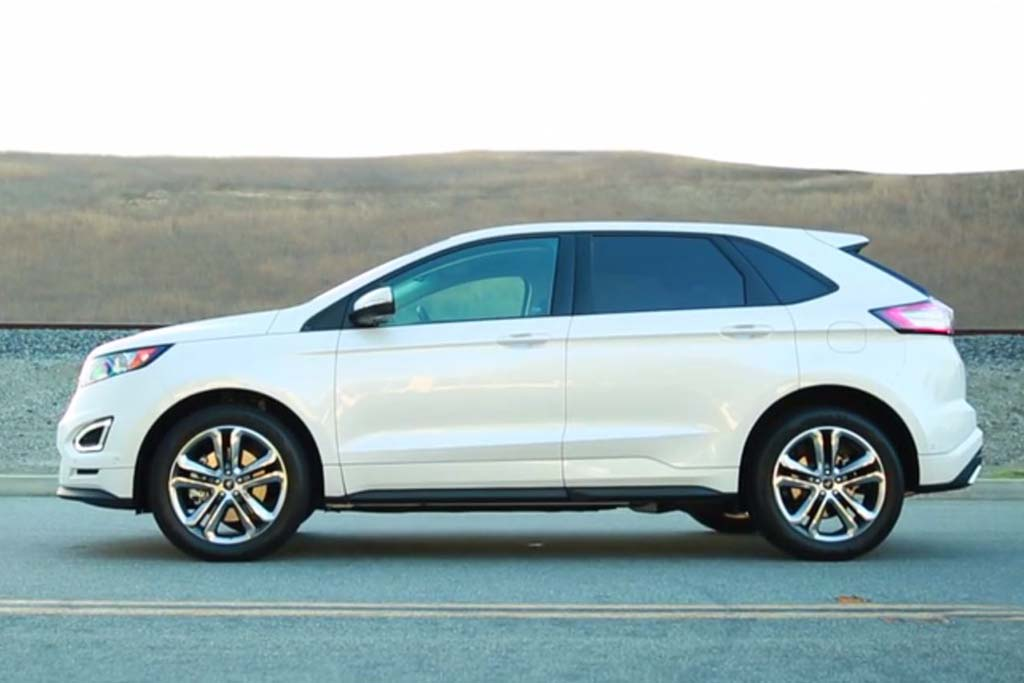 2016 Ford Edge: 5 Reasons to Buy - Video