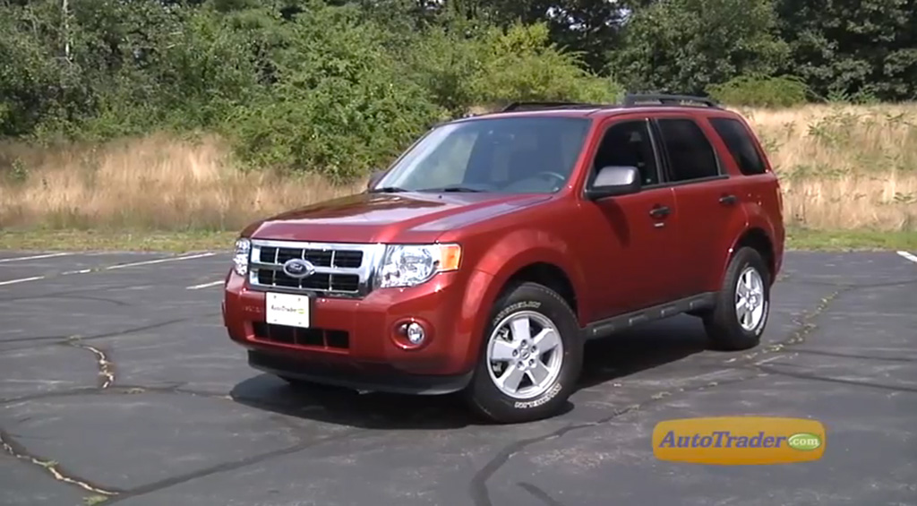 2012 Ford Escape New Car Review Video